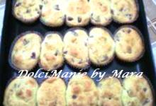 Muffin Salati Con Pancetta e Formaggio