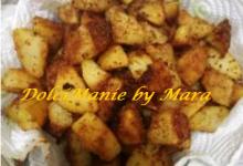 Patate Sabbiose speziate in padella