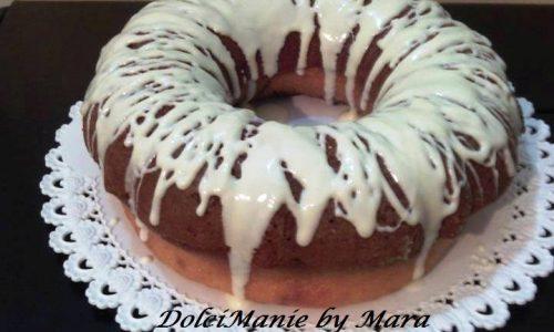 Ciambella Bicolore – Cioccolato e vaniglia