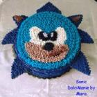 Torta Sonic – DolciManie by Mara