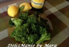 Broccoletti Lessati Con Olio e Limone