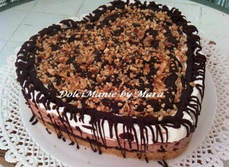 Cheesecake Cuore di Panna Bi-Gusto