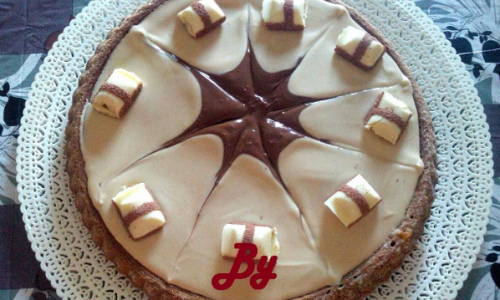 Crostata Morbida Kinder Bueno
