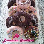 Ciambelle Donuts Al Forno – ricetta