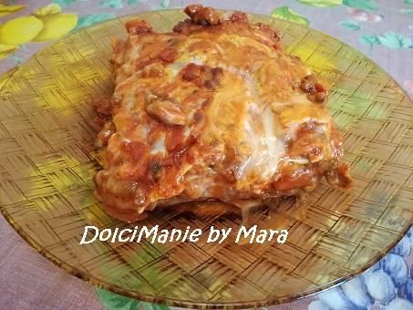 Lasagne alla Bolognese – ricetta
