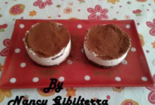 Mini Cheesecake Mascarpone e Nutella