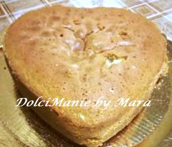 Molly Cake Pan di Spagna alla panna