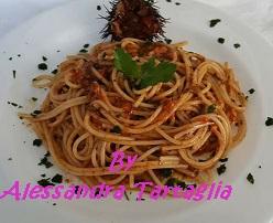 Spaghetti ai ricci di mare – ricetta