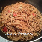 Spaghetti Integrali alle Vongole
