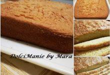 Sponge Cake – DolciManie by Mara