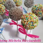 Cake Pops al Mascarpone e Nutella