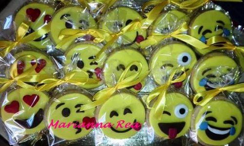 Biscotti di Frolla con Faccine Smile