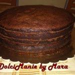 Pan di Spagna Brown Velvet