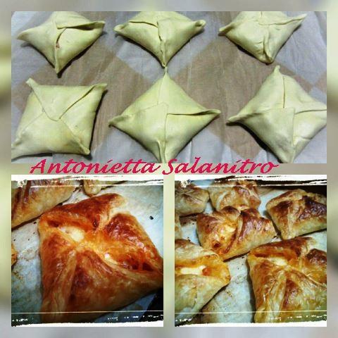 Cipolline Catanesi – ricetta con pasta sfoglia