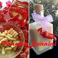 Liquore alle Caramelle Rossana – ricetta
