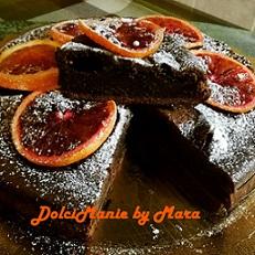 Pan d'arancio al cioccolato – ricetta veloce