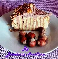 Torta Nocciottella – Mascarpone Ricotta e Nutella