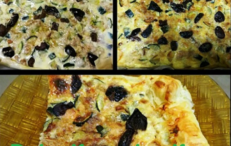 Torta Salata di Pasta Sfoglia