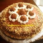Torta Ferrero Rocher – ricetta golosa