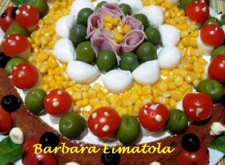 Crostata Morbida Salata – Pronta in 25 minuti