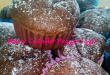 Muffin con Cioccolato al Latte
