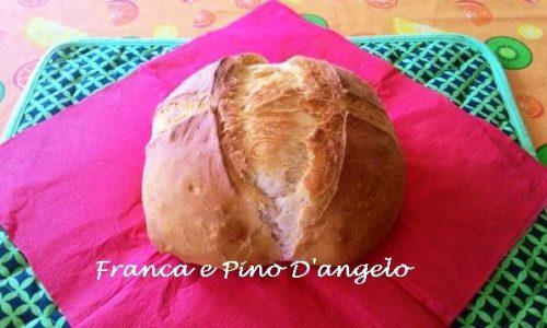 Pane di Casa con Uova ( lunga lievitazione )
