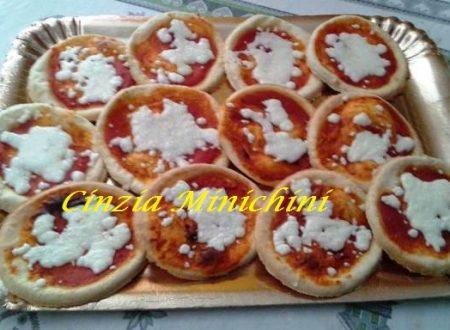 Pizzette Veloci al Philadelphia