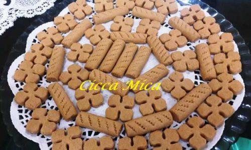 Biscotti con Farina di Ceci – La Ricetta