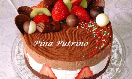 Cheesecake Stracciatella – Vaniglia e Cioccolato