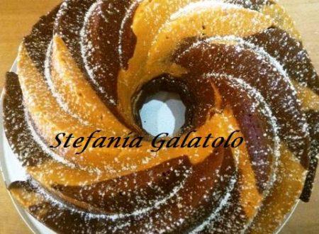Ciambella Marmorizzata – Vaniglia e Cioccolato