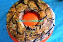 Corona di Pasta e Melanzane Fritte