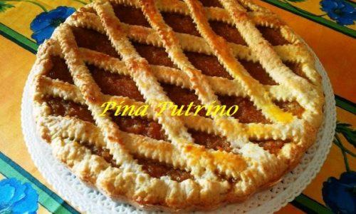 Crostata Vegana con Marmellata di Arance