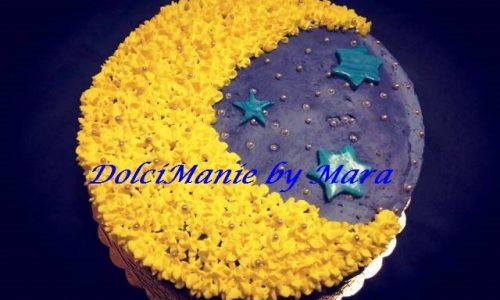 Moon Cake – Torta Cioccolato Ricotta e Panna