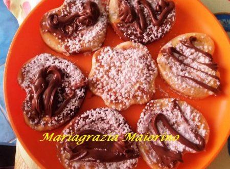 PanCakes con Nutella e Marmellata