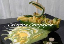 Penne Gamberetti e Zucchine in Barchetta