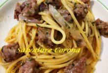 Spaghetti Alla Chitarra Con Salsiccia