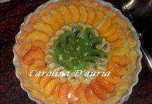Crostata alla Frutta Fresca e Crema