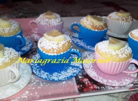Muffin al Limone – Morbidissimi