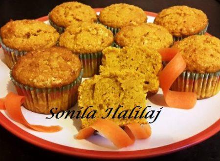 Muffin alle Carote – Ricetta