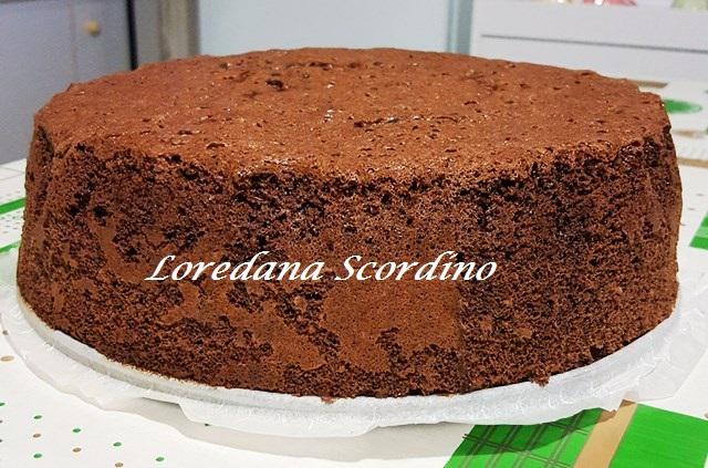 Pan di Spagna al Cacao -Ricetta Perfetta