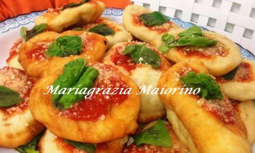 Pizzette Montanare Fritte – Ricetta