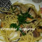 Spaghetti Cozze e Vongole con Crema al Limone