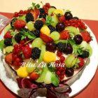Torta alla Frutta Senza Glutine