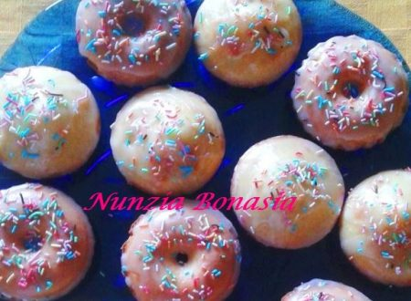 Ciambelle e Muffin all'Arancia – Glassati
