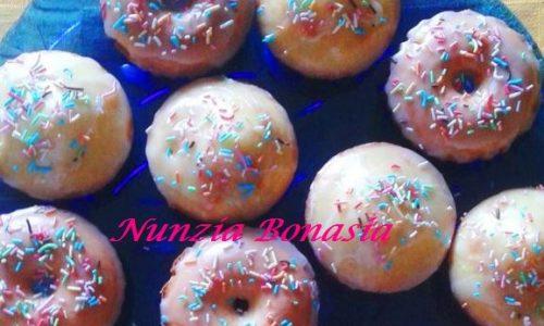 Ciambelle e Muffin all'Arancia – Glassati