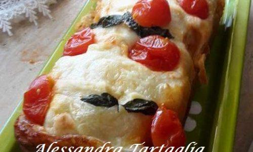 Plum Cake Salato – Ricetta