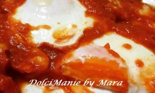 Uova alla Pizzaiola – Ricetta Veloce