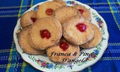 Biscotti di Frolla Siciliana con Strutto (senza uova)
