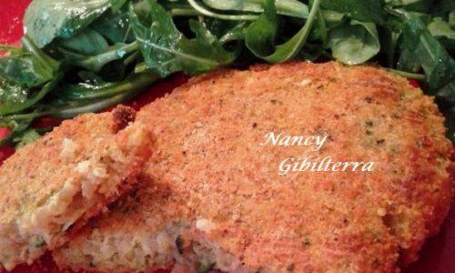 Hamburger di Quinoa e Zucchine – Senza Glutine