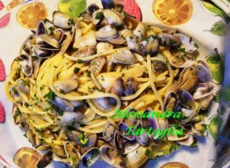 Spaghetti con le Telline – Ricetta Facile